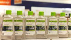 Electroluxin puhdistusaineille pysyy keittiö puhtaana #electrolux #expertfi