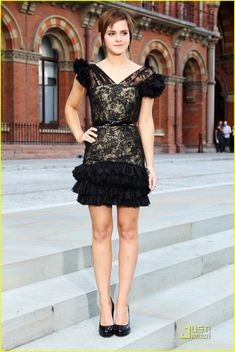 Emma Watson | Shoes of Prey || Design your perfect shoes online || shoesofprey.com