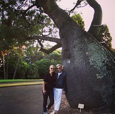 Ellen and Portia visit the Royal Botanical Gardens