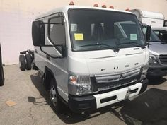 The gross vehicle weight rating (GVWR) is 15,995. The Truck can be Transformed to a Moving van, Conventional-Day Cab, Flatbed Truck, Dump Truck, Landscape Truck, Box Truck, Beverage Truck.