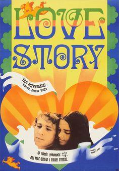 Jakub Erol, LOVE STORY (Arthur Hiller 1970)