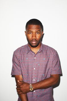Frank Ocean by Terry Richardson