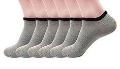 SilkWorld Men's Cotton Crew Socks Pack of 6 Grey SilkWorld http://www.amazon.com/dp/B00N3U00IG/ref=cm_sw_r_pi_dp_jotkxb121A1DA