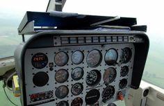 La Strumentazione di un Nostro Spettacolare Elicottero!!!