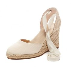 Tall Wedge[really obsessed with espadrilles right now]