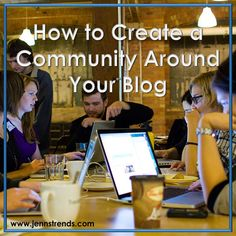 When it comes to successful blogging, it's about how you create a community. The people who show up and read every post, that's how you set yourself apart.