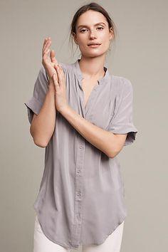 Maeve Juni Silk Blouse