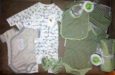 Post on baby wear with Sapling & Glo Organic at Sasstainable