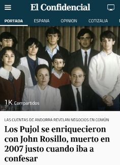 Los Pujol... Mafia catalana