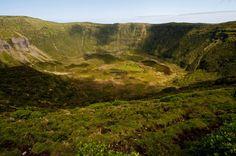 SIARAM :: Zonas Húmidas : Caldeira do Faial, Faial Island, Azores, Portugal