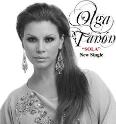 Olga Tanon-New Single Sola Disco Ni una Lágrima Más