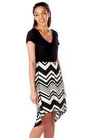Caldwell Printed Dress