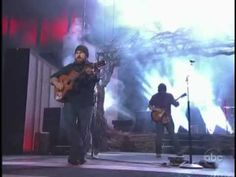 Zac Brown Band- The Devil Went Down To Georgia- Live At CMA Awards 2009