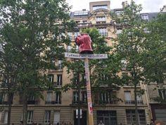 Grand-père en colère-Paris-14/06/2016 © Pascal Maillard