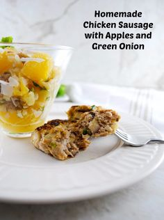 love saving money, and this healthy Chicken Sausage with Apple with ...