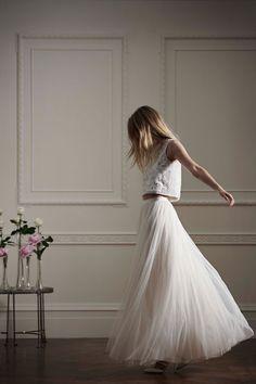 Günstige Brautkleider: Net-a-Porter macht Hochzeitsträume war!