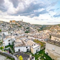 Puglia Puglia, Italy sky Town building bird's eye view neighbourhood photography residential area aerial photography cityscape Village ancient history suburb panorama Ruins castle stone