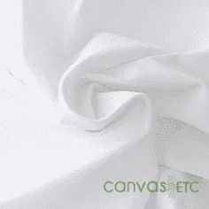 """White Duvetyne 