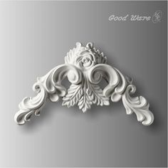 Polyurethane crown molding for kitchen   Moldings, casing & trim supplier Molding Ceiling, Chair Rail Molding, Crown Molding, Moldings, Wood Carving Patterns, Wood Carving Art, Exterior Window Sill, Decorative Corbels, Wood Appliques