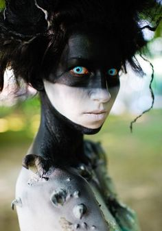 At The World Body Painting Festival in Austria with M∙A∙C Senior Artist Caitlin Callahan and a host of other Artists.