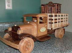 29 Ford AA Juego de cama - Por toyguy@LumberJocks.com ~ comunidad párr Trabajar la madera