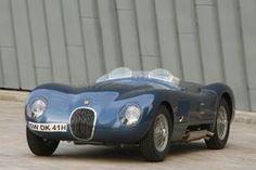 Jaguar Proteus Type C. Début 50's.