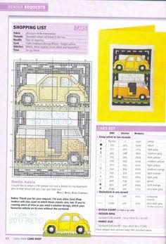 Gallery.ru / Фото #52 - Cross Stitch Card Shop 38 - WhiteAngel