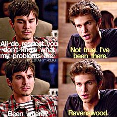 """PLL S5 Ep11 """"No One Here Can Love or Understand Me"""" - Caleb and Toby"""