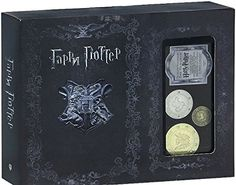 Harry Potter 8 Movie Collectors Coins