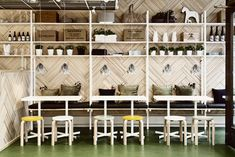 Nudge Shop And Rulla Restaurant by Fyra | NordicDesign