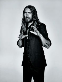 Jared Leto by Eric Ray Davidson