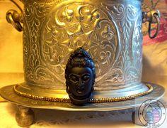 "Colgante de obsidiana ""Buddha"""