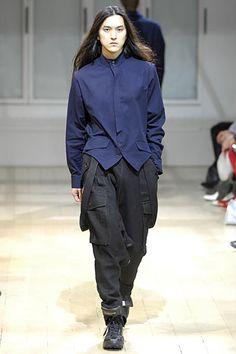 Yohji Yamamoto Spring 2008 Menswear