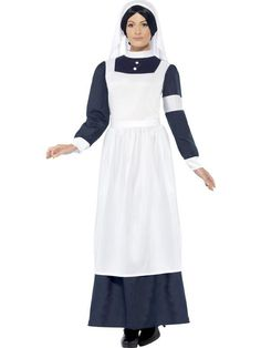 We have a wide variety of nurse costumes to fit all your needs, whether you're looking for a sexy nurse costume, or something more reserved. Shop our nurse costumes and save money today!