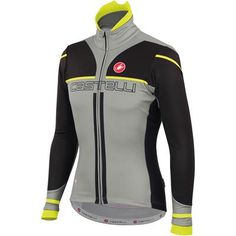 Castelli Free Jacket - Black/White | Castelli Cafe UK