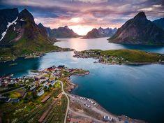 Places To Travel, Travel Destinations, Places To Visit, Travel Tips, Florida Keys, Nova Scotia, Teen Wolf, Abu Dhabi, Lofoten Islands Norway
