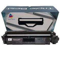 Remanufactured CF230A 30A Black Laser Toner Cartridge for Replacement of HP CF230A 30A Black Laser Toner Cartridge (1 PK)HP LaserJet Pro MFP M227sdn M227fdw M227d M227fdn M203dw M203dn