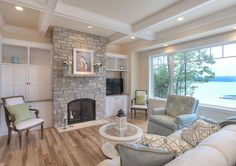 Family Room Built-in Ideas Family Room Built-in Ideas #FamilyRoom Built-in Ideas