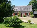 Holiday Cottage in Le Rhun Nr. Lannion, Cotes DÁmor, Brittany, France FR21823