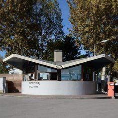 camping fusina, landscape planning and service buildings, mestre, venice 1957-1959. architect: carlo scarpa, 1906-1978.  little known scarpa project.  the scarpa set.