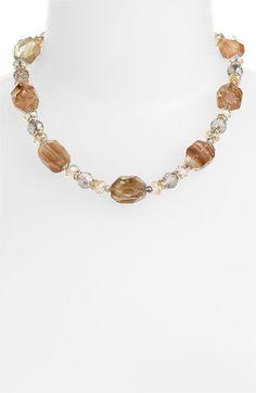 Nordstrom 'Beach Glass' Short Necklace   Nordstrom