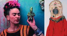 Il guardaroba segreto di Frida Kahlo svelato dopo più di 50 anni