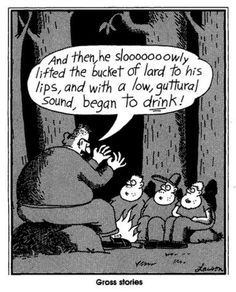 The Far Side.