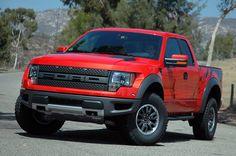 6.2-liter Ford F-150 SVT Raptor boasts 411 horsepower, 434 lb-ft of torque V8