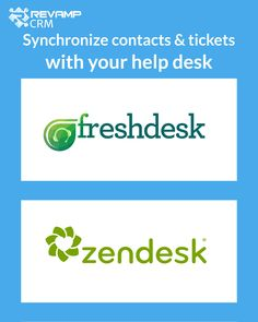 Revamp CRM integration list- Synchronize contacts & tickets with your help desk. Zen Desk, Know Your Customer, Getting To Know You, Sales And Marketing, Growing Your Business, Entrepreneur, Tools, Free, Instruments