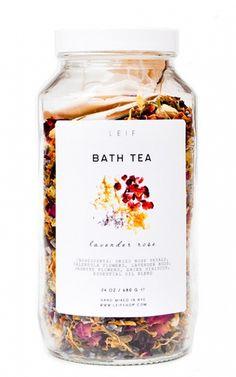 Leif Herbal Bath Tea Soak