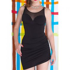P-PF702801V4 - Trisha Dress by The Folies P'tites Patrice Catanzaro