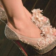 The Burlesque shoes <3