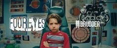 A 10-year-old boy is thrust into the tumultuous world of puberty when he gets a new pair of eyeglasses. www.brudderfilms.com  Featured on SHORT OF THE WEEK: http://bit.ly/1rfvH30 Featured on THE DISSOLVE: http://bit.ly/Sy7POi Interview on DIRECTORS NOTES: http://bit.ly/1k59a9A EPK: http://bit.ly/1lWnl0J  Written & Directed by Conor Byrne Produced by Tyler Byrne & Richard Peete Executive Producers: David Laub & Kevin Byrne Director of Photography: Adam Newport-Berra Original Music: Ted…