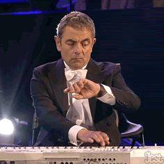 Bean. Mr. Bean.
